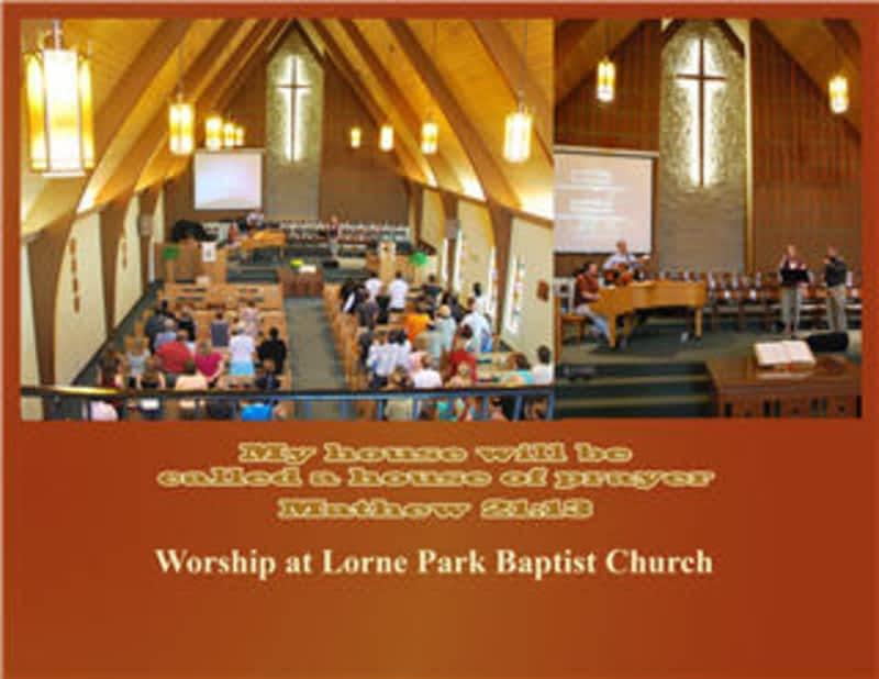 photo Lorne Park Baptist Church