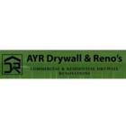 Ayr Drywall & Reno's Ltd - Entrepreneurs de murs préfabriqués - 226-978-6772