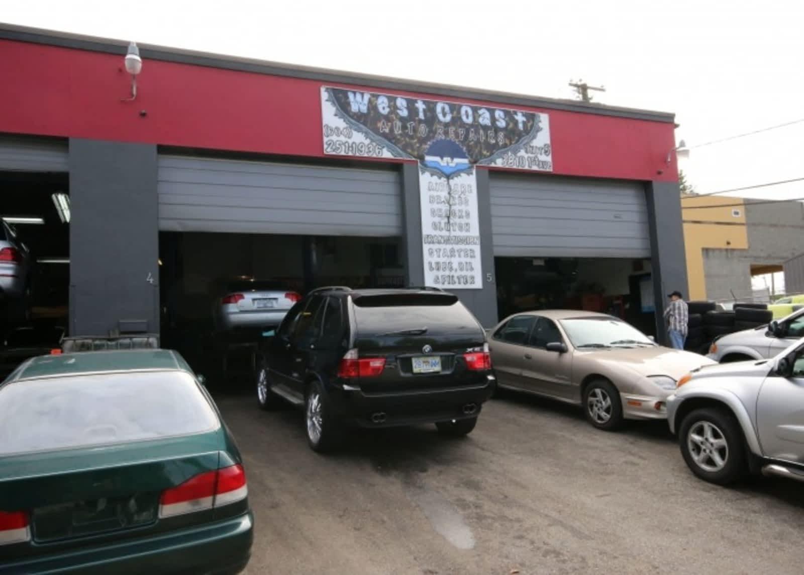 West Coast Auto >> Westcoast Auto Repairs Opening Hours 5 3810 1st Ave