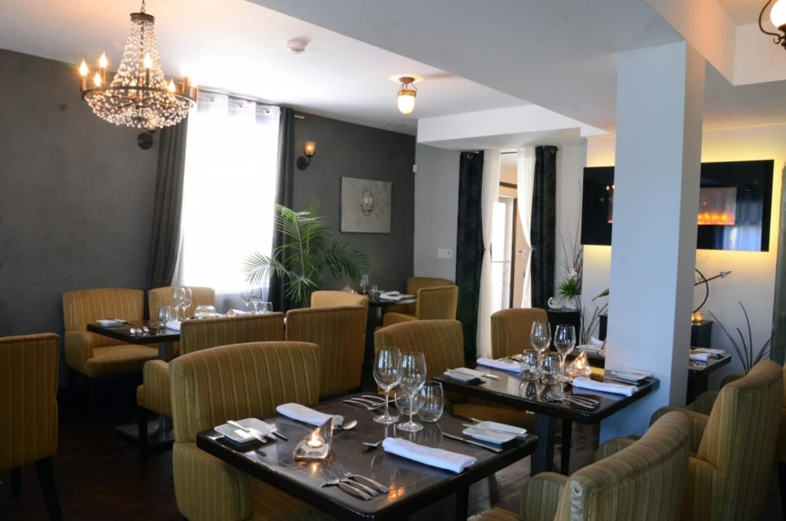 The North Restaurant Menu Hours Prices 49 Mary St Barrie On