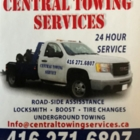 Central Towing Services & Roadside Assistance - Vehicle Towing - 416-271-6807