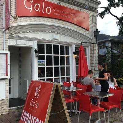 Grillade Portuguaise Galo - Restaurants - 514-504-7620