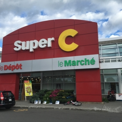 Super C - Épiceries