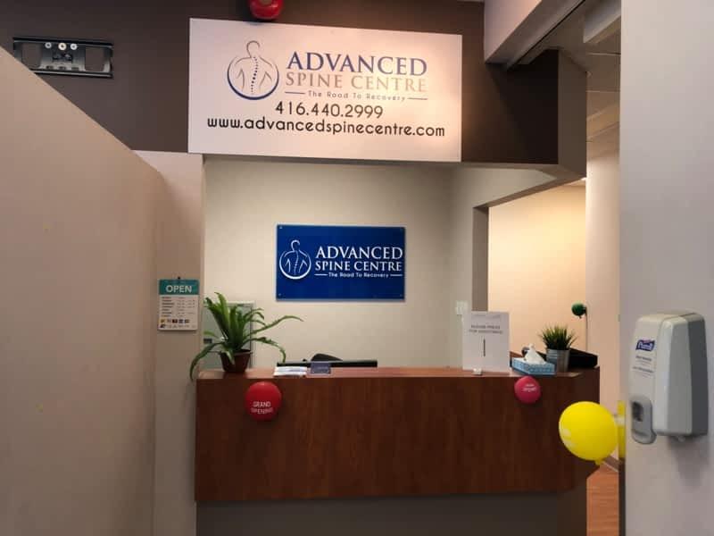 photo Advanced Spine Centre