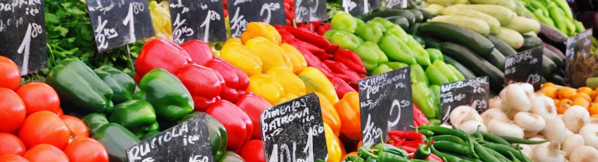 Finest farmers' markets in Calgary