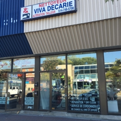 Viva Decarie - Dry Cleaners