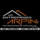 Les Entreprises Arpin - Roofers
