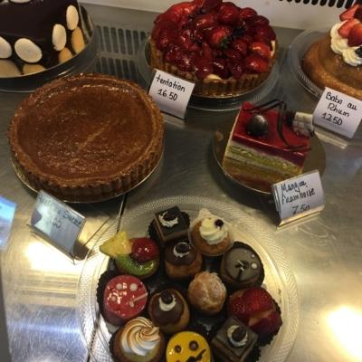 Pains et Gourmandises Du Toît Rouge - Pastry Shops - 450-445-4151