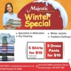 Majestic City Drycleaners Unit D13 - Shopping Centres & Malls