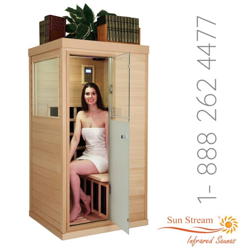photo Sun Stream Infrared Sauna