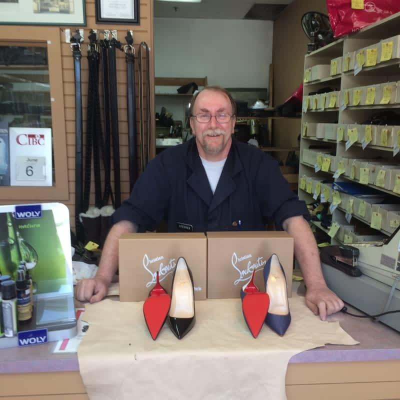 Lougheed Mall Shoe Repair