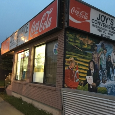 Joy's Convenience Store - Grocery Stores - 204-477-5600