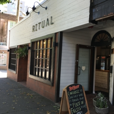 Ritual Restaurant - Restaurants - 604-428-7722