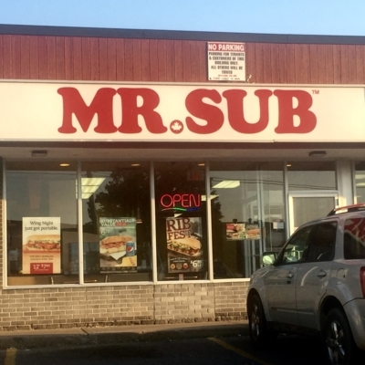 Mr.Sub - Sandwiches & Subs - 905-728-5341