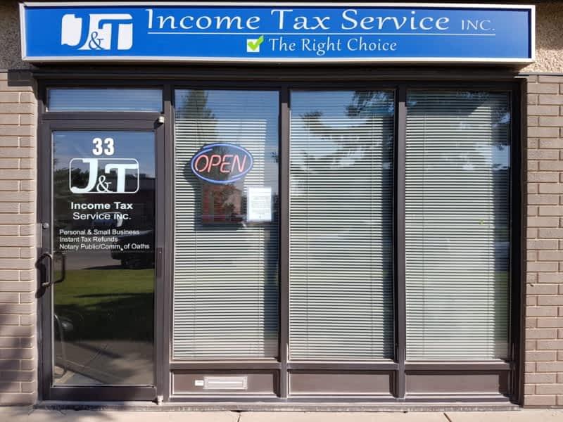 photo J & T Income Tax Service Inc