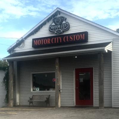 Motor City Custom - Motorcycle & Motor Scooter Parts