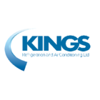 Kings Refrigeration & Air Conditioning - Logo