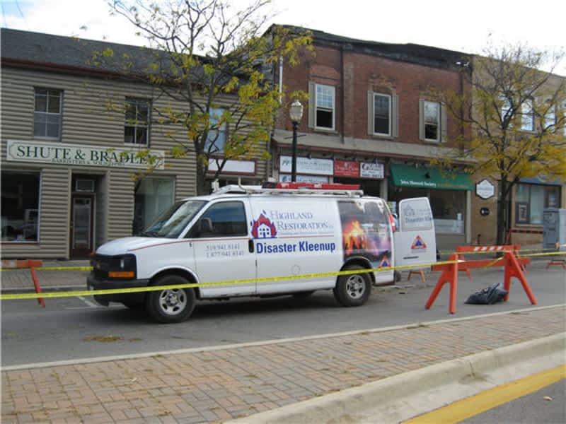 Highland Restoration Dki Orangeville On 9 Commerce Rd