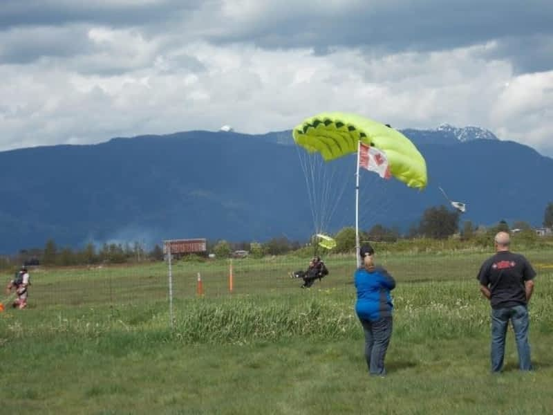 Skydive The City - Pitt Meadows, BC - 702-11731 Baynes Rd