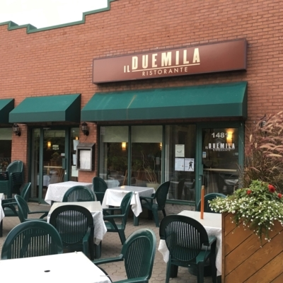 Restaurant Il Duemila - Restaurants italiens - 450-441-4495