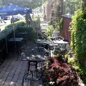 Terrazza Menu Hours Prices 1 372 Harbord St Toronto On