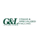 G&L Crane & Specialized Hauling - Logo
