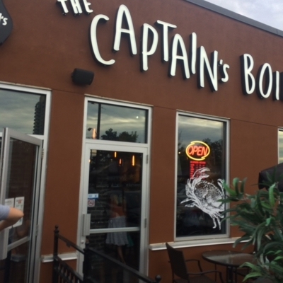 The Captain's Boil York Mills - Seafood Restaurants