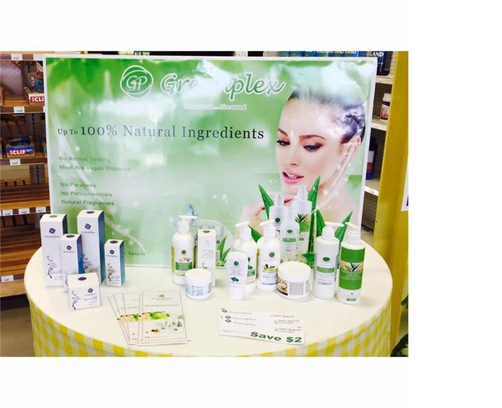 Greenplex All Natural Skin Care Products - Opening Hours - 8