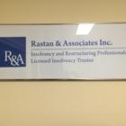 Rastan & Associates Inc - Licensed Insolvency Trustees