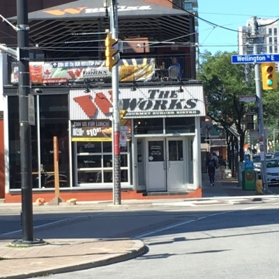 The Works - Restaurants - 416-594-9675