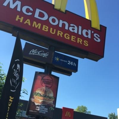 McDonald's - Fast Food Restaurants - 514-336-9489