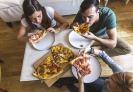The best pizza delivery in downtown Toronto