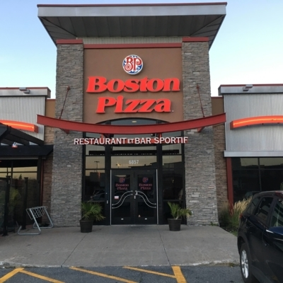 Boston Pizza - American Restaurants - 514-798-9999