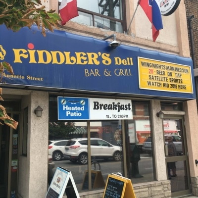 Fiddler's Dell Bar & Grill - American Restaurants - 416-767-8882