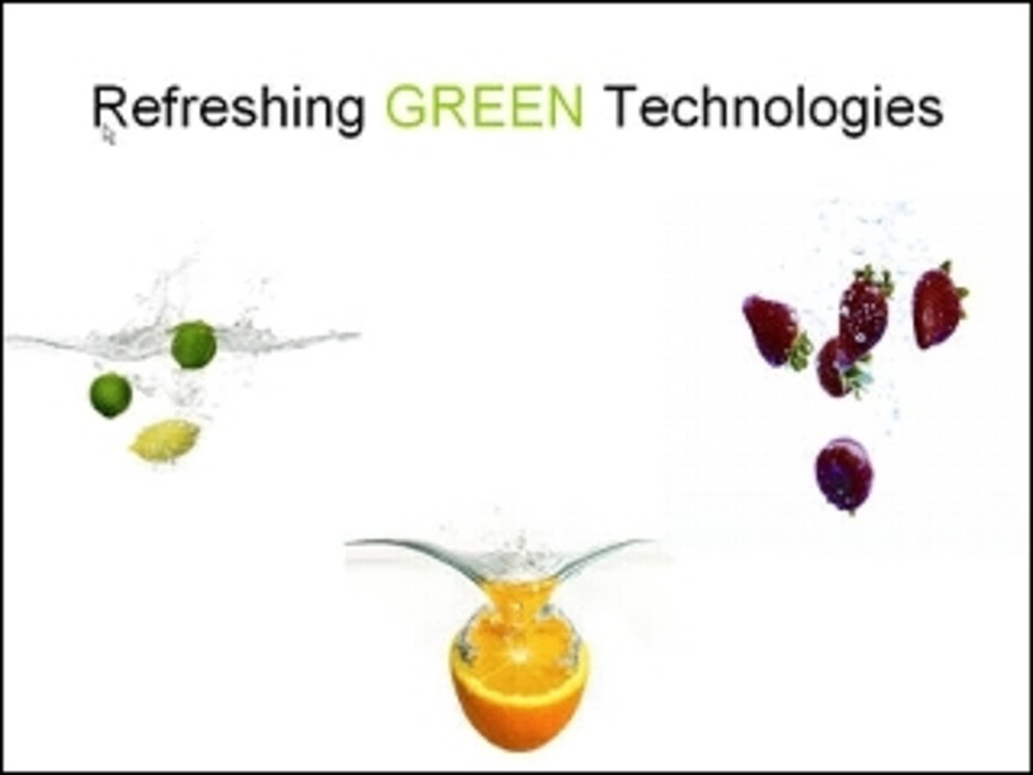 photo Envirowater Technologies