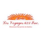 Les Voyages 623 Inc - Agences de billets d'avions