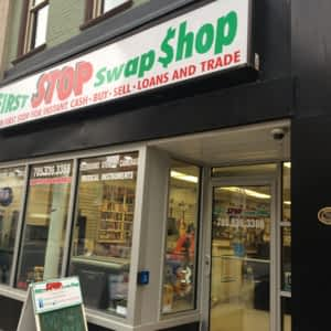 Stop N Shop Hours >> First Stop Swap Shop Inc Opening Hours 285 George St N