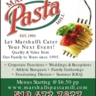 Marshall's Pasta Mill - Restaurants - 519-672-7827