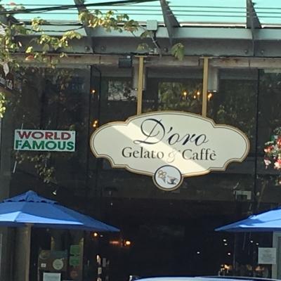 D'oro Gelato e caffè - Ice Cream & Frozen Dessert Stores