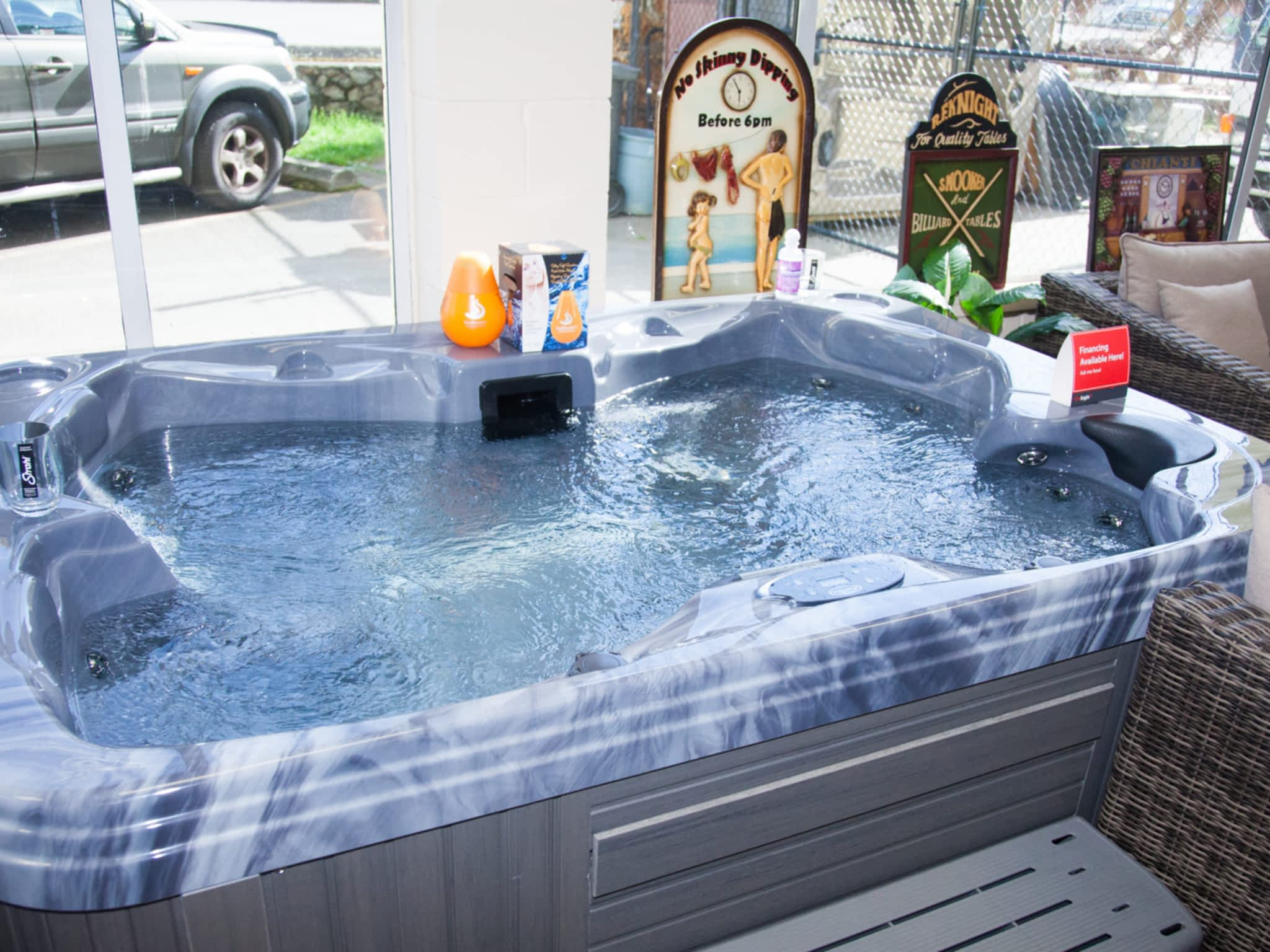 photo Twilight Hot Tubs Home Leisure Centre