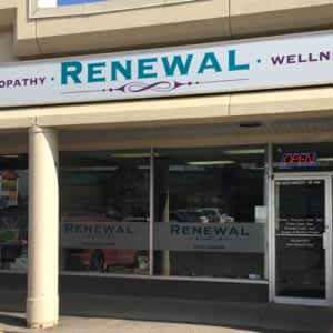 Renewal Homeopathy and Wellness - Opening Hours - 150-4625