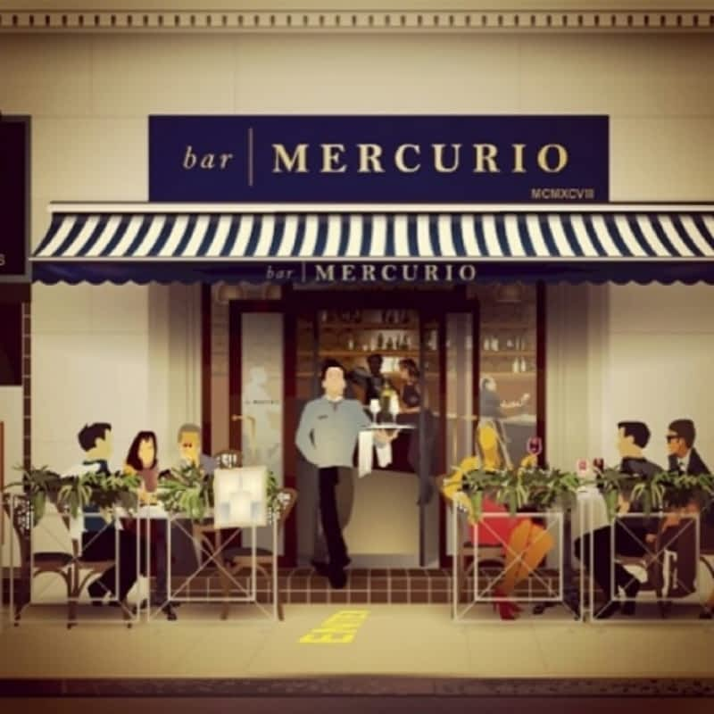 photo Bar Mercurio