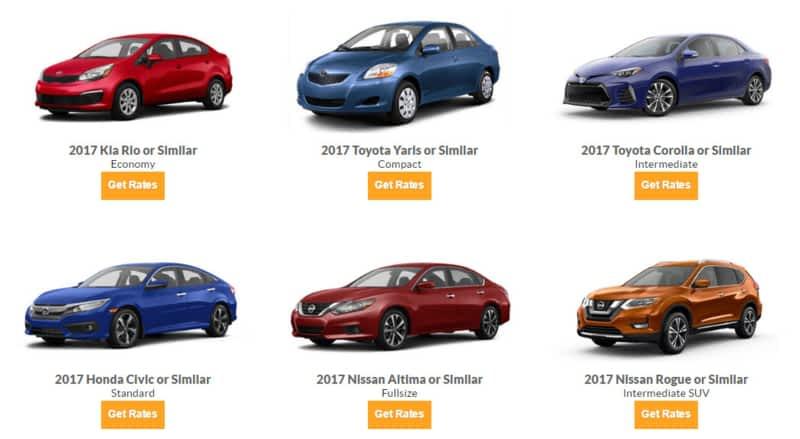 Routes Car Rental Maple