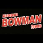 Remorquage Bowman - Remorquage de véhicules - 819-210-4172