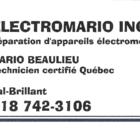 Électromario inc Mario Beaulieu - Magasins de gros appareils électroménagers