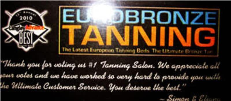 photo Eurobronze Tanning