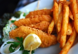 The finest fish and chips in Edmonton