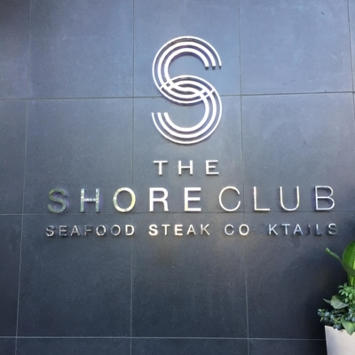 The Shore Club - Steakhouses - 416-351-3311