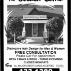 The Golden Comb - Barbers - 905-433-1380