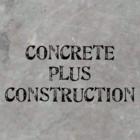 Concrete Plus Construction - Logo